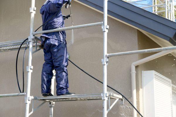 塗装前に必須となる下地工事とは?施工の流れや手順について詳しく解説!