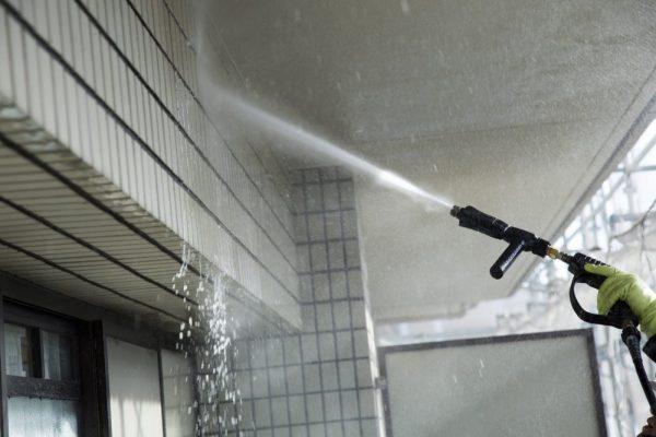 高圧洗浄はウイルス対策に画期的!安心で清潔を保つ高圧洗浄サムネイル